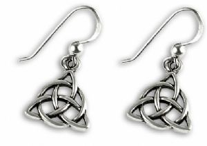 Charmed Triquetra earring